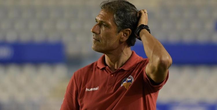 Seligrat ja no dirigirà l'equip aquesta setmana contra el Conquense | Roger Benet