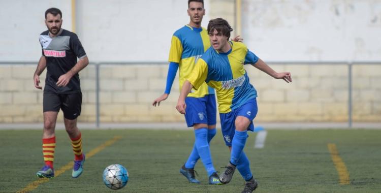 El Sabadell Nord vol començar la segona volta amb victòria   Roger Benet