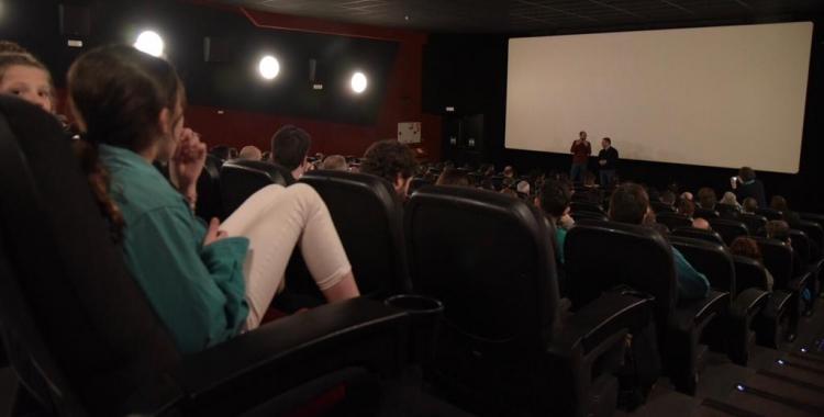 Projecció del documental 'Fem pinya amb els joves' | Roger Benet