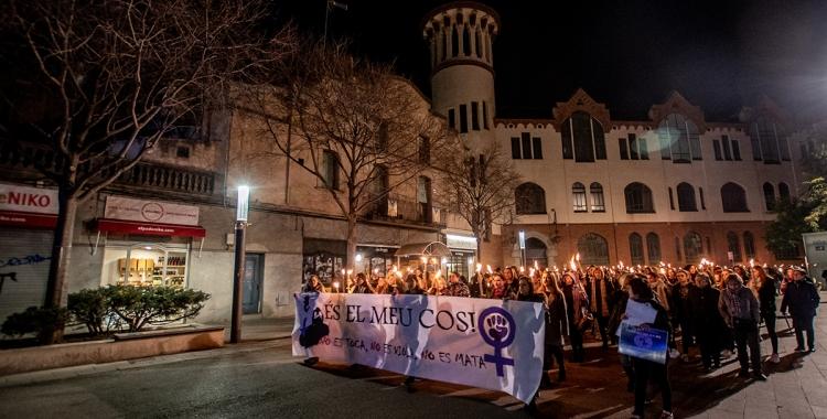 Mil veus contra la violència masclista   Roger Benet