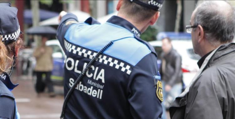 El policia sancionat està suspès de sou i feina des de l'1 de febrer/ Arxiu Ràdio Sabadell