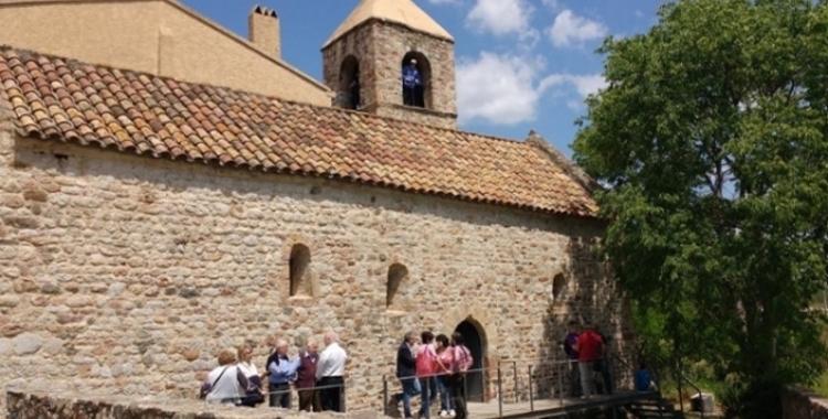 L'església de Sant Pau de Riu Sec | Arxiu