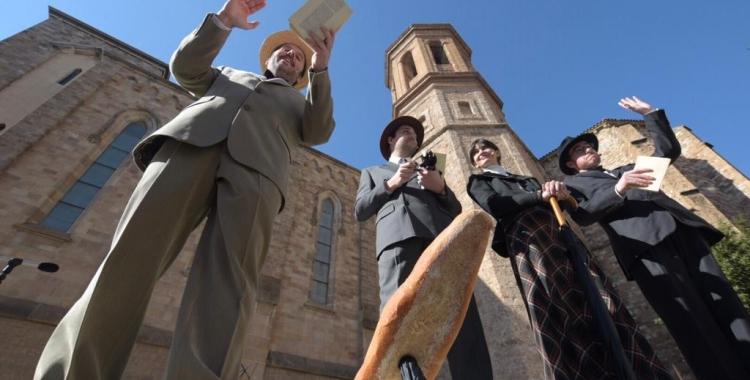 Tret de sortida oficial a la commemoració del centenari de la Colla de Sabadell | Roger Benet