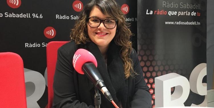 Ana Isabel Garcia, advocada de Repara Tu Deuda/ Mireia Sans