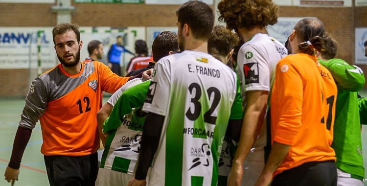 L'OAR buscarà acumular la quarta victòria consecutiva. | Èric Altimis - OAR Gràcia