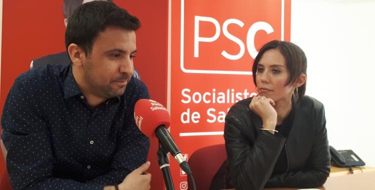 Marta Farrés i Pol Gibert/ Karen Madrid