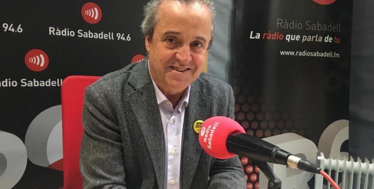 Toni Morral, portaveu de la Crida Nacional | Mireia Sans
