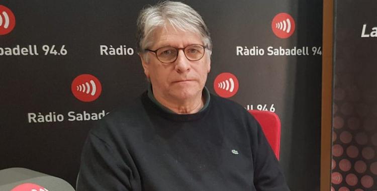 Manel Cervantes, director del Servei de Malalties Infeccioses del Taulí/ Raquel Garcia