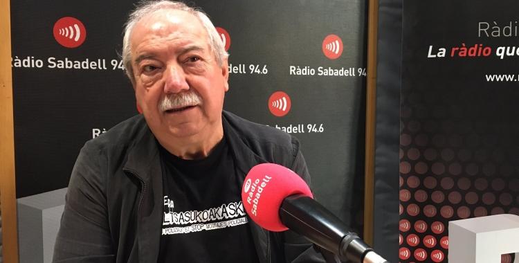 Manuel Navas, reescollit president de la FAV | Mireia Sans