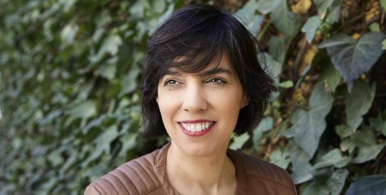 L'escriptora sabadellenca Esther Vivas en una imatge promocional | Cedida