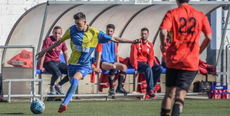 El Sabadell Nord és el segon millor local de la lliga. | Roger Benet