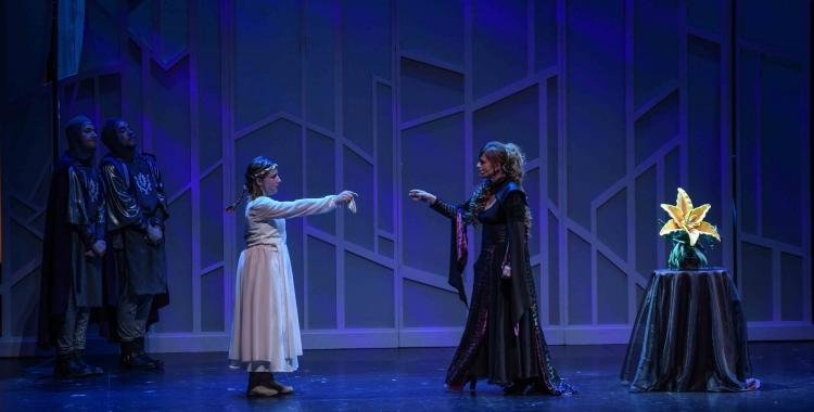 L'estrena de Rapunzel l'any passat a La Faràndula | Roger Benet