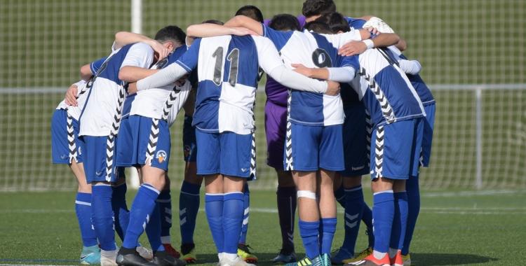 El Sabadell 'B' és el quart equip menys golejat de la lliga   Roger Benet