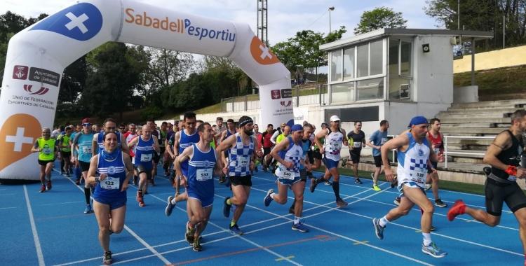 La vuitena edició de la Cursa del Rodal ja compta amb més de 200 inscrits | Àngel Viñeta