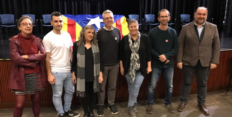 Set candidats opten a liderar la llista de Primàries Sabadell