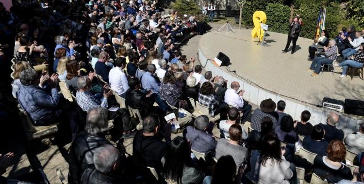 Acte de presentació de Juli Fernández com a alcaldable a les pròximes eleccions del mes de maig | Roger Benet