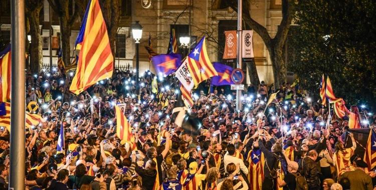 Més de 500 sabadellencs s'han traslladat a Madrid per manifestar-se | Roger Benet