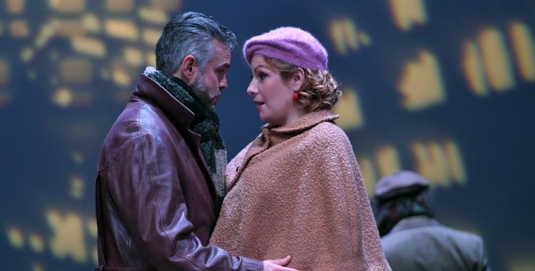 Hi tanca la 30a temporada d'Òpera a Catalunya i la 36a d'òpera a Sabadell | A. Bofill / AAOS