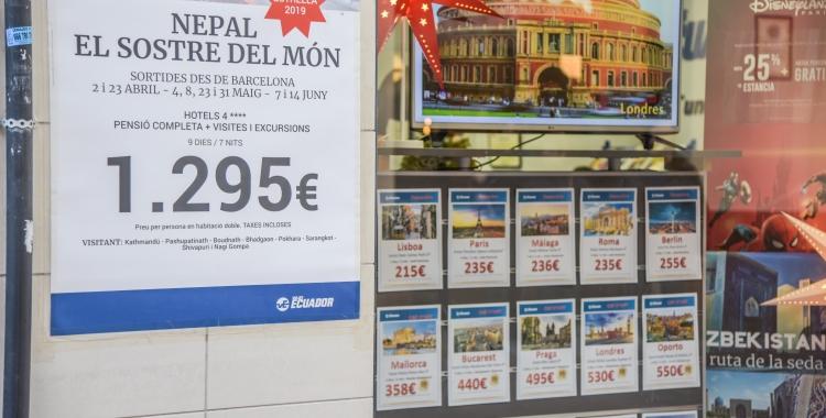 Els sabadellencs viatgen a capitals europees durant la Setmana Santa | Roger Benet