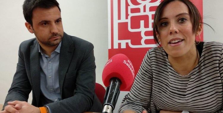 Pol Gibert i Marta Farrés | Ràdio Sabadell