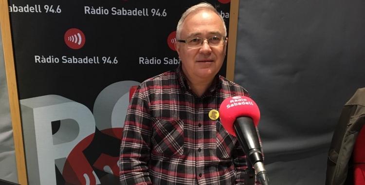 Mingo Meseguer, número 13 a la llista d'ERC el 28-A | Mireia Sans