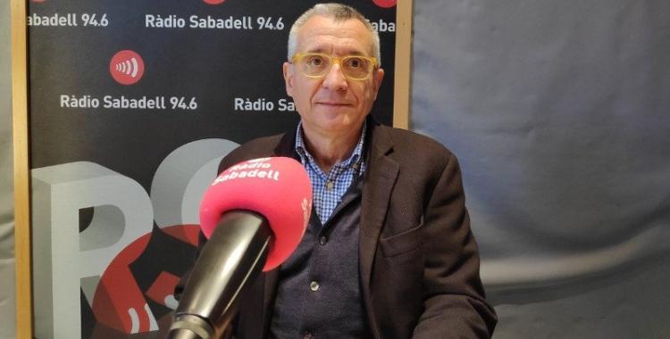 """Benaul l'ha entrevistat el programa de Ràdio Sabadell """"Al matí"""""""