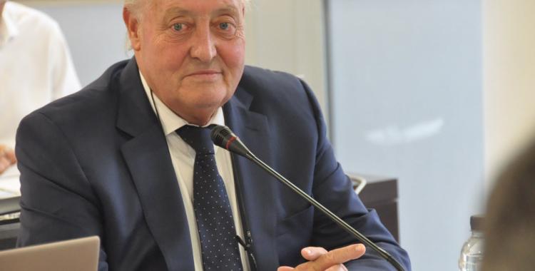 El sabadellenc Joan Soteras és el nou vicepresident de la RFEF.   Roger Benet