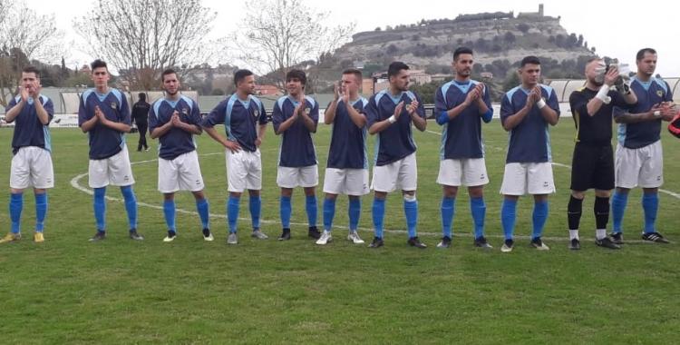 El conjunt de Quico Díaz va tornar de buit ahir de Tona | Twitter