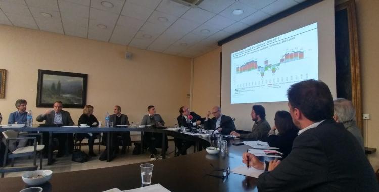 Presentació de l'Informe de Conjuntura | Pere Gallifa