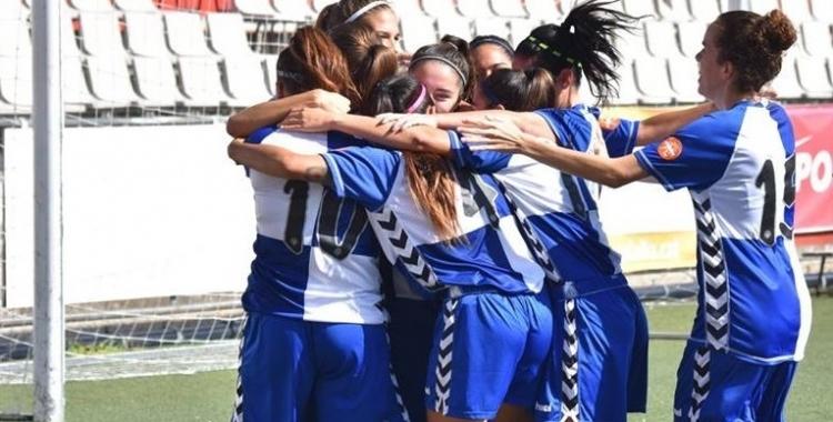 Les arlequinades estan signant una temporada tranquil·la a la Preferent femenina. | Críspulo Díaz