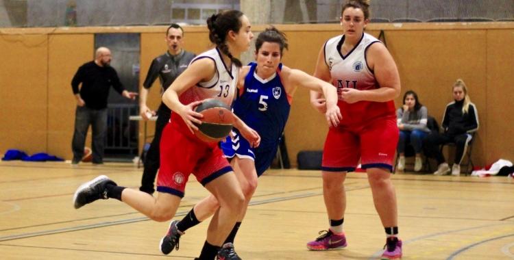 El Sant Nicolau és quart a una victòria del playoff | @CESantNicolau