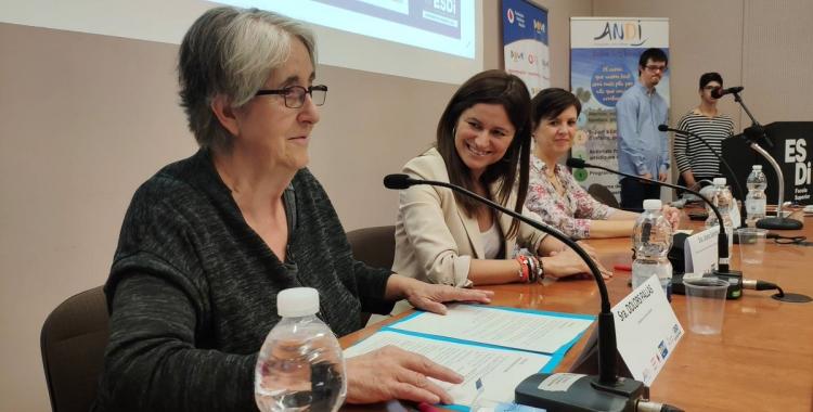 La 5a edició de 'Yo me preparo' s'ha presentat avui a l'ESDI/ Cedida Andi