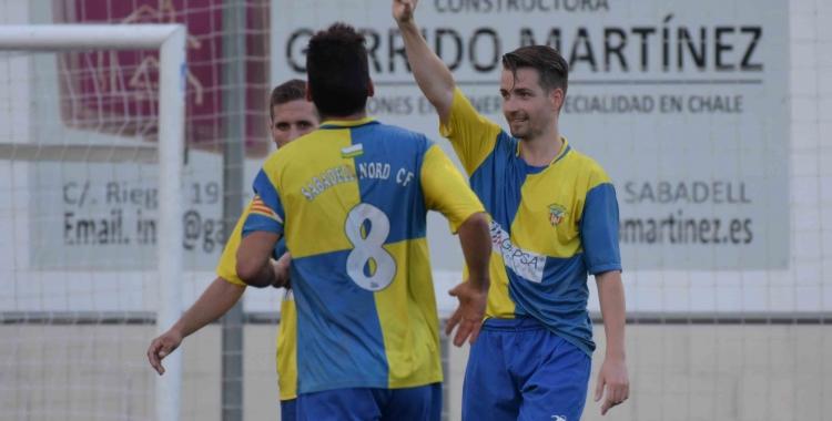 Els arlequinats assegurarien la permanència sumant un punt a l'última jornada. | Roger Benet