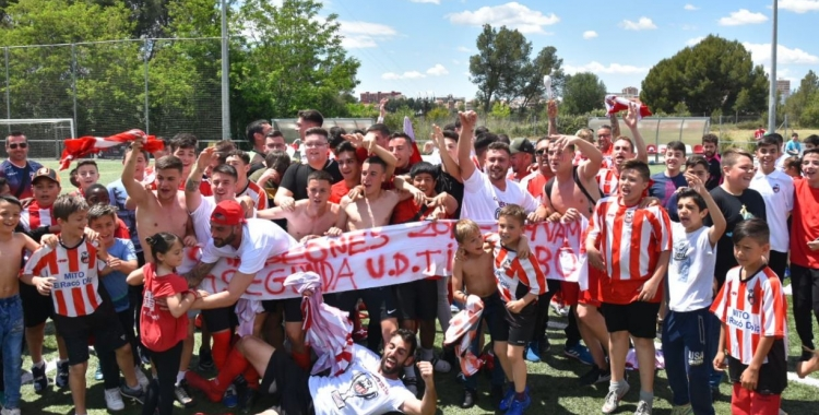 Va haver festa grossa al Municipal de Torre-Romeu. | Críspulo Díaz