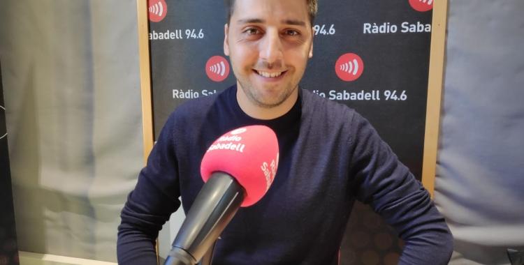 Rius havia col·laborat a Ràdio Sabadell 94.6