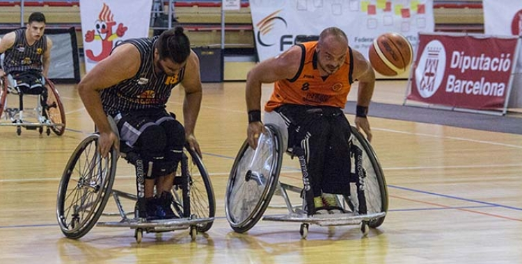 El Global Basket buscarà guanyar la Copa Catalunya i completar el triplet de títols. | FCEDF