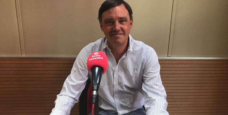 Esteban Gesa a Ràdio Sabadell aquest matí