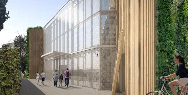 Així serà la nova Oficina d'Entitats i Voluntariat | Ajuntament de Sabadell