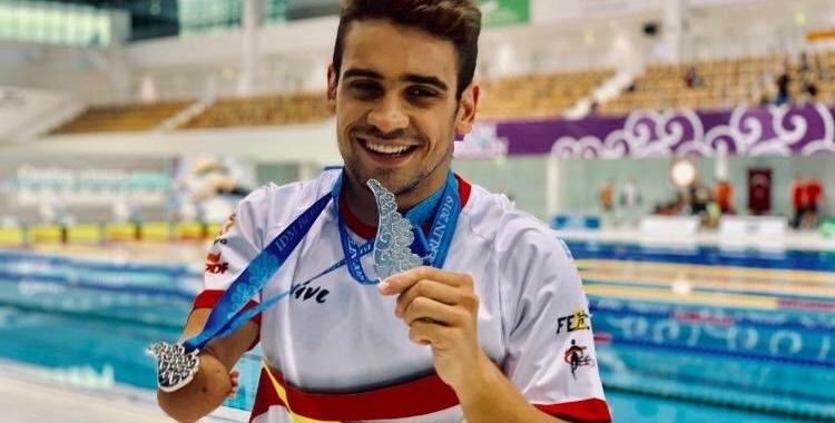 Salguero lluint les dues medalles a Berlin | CNS