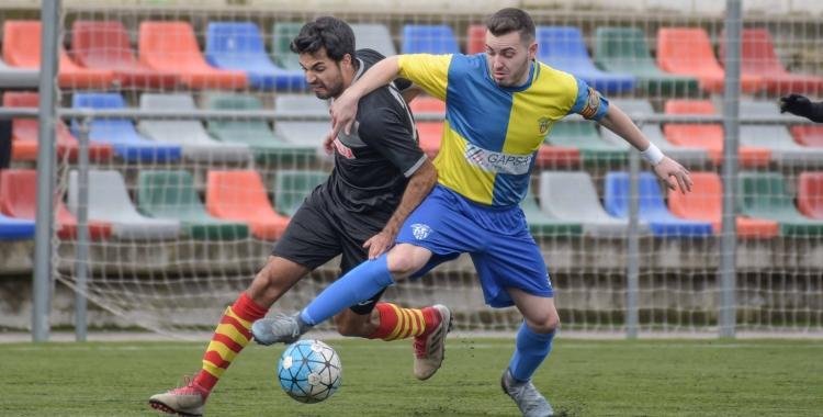 Kevin del Corral ha defensat els colors del Sabadell Nord les últimes cinc campanyes | Roger Benet
