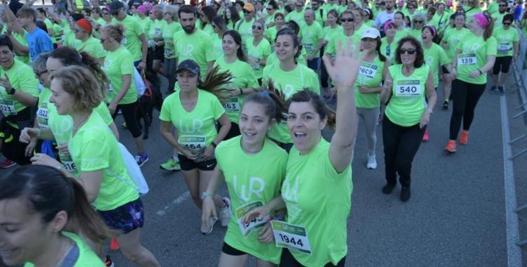 Participants de la Woman Race | Roger Benet