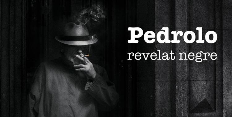 """""""Pedrolo revelat negre"""" explora la relació de Manuel de Pedrolo i Sabadell"""