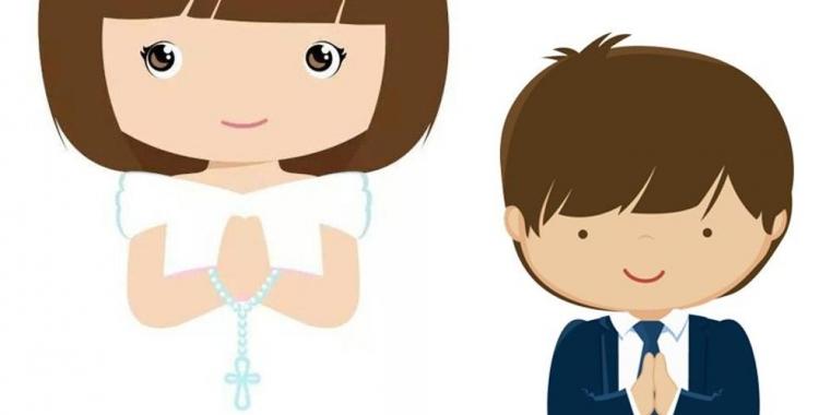 Els nens sabadellencs que fan la primera comunió es mantenen