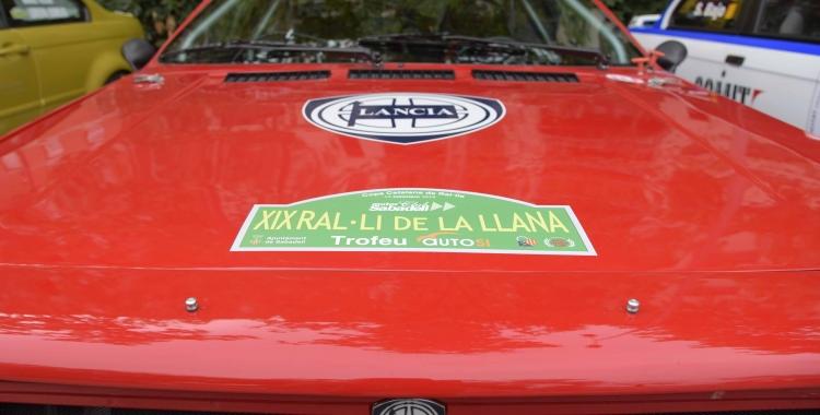 Imatge d'un dels cotxes de l'any passat | Roger Benet