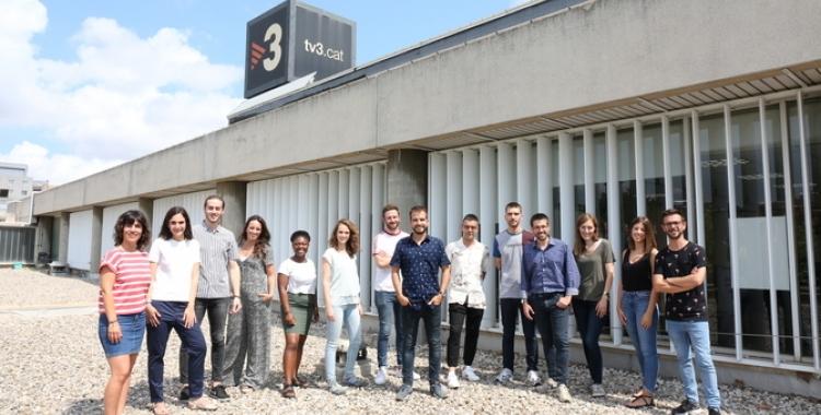 L'equip de 'Planta baixa' | TV3
