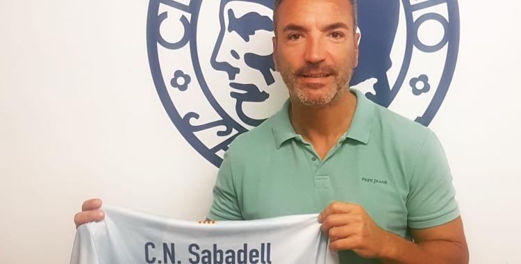 Hugo Gotuzzo encetarà la seva segona etapa al Natació Sabadell | CNS