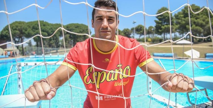 Lorrio defensarà la porteria de l'Astralpool la pròxima temporada | Roger Benet