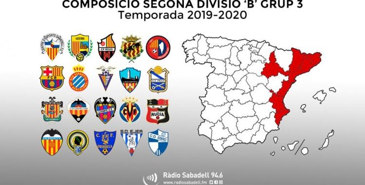Muntatge amb el grup de la pròxima temporada | Ràdio Sabadell