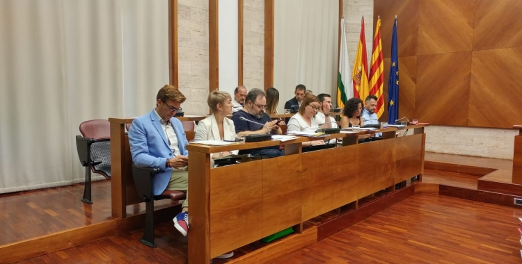 La Generalitat signarà el compromís de respectar el resultat d'un peritatge sobre els pisos dels Merinals   Ràdio Sabadell