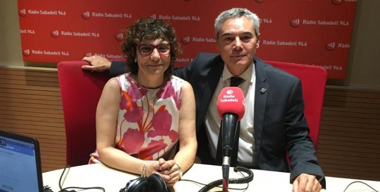 A Sabadell s'atenen 12.000 casos de torn d'ofici anuals | Mireia Sans